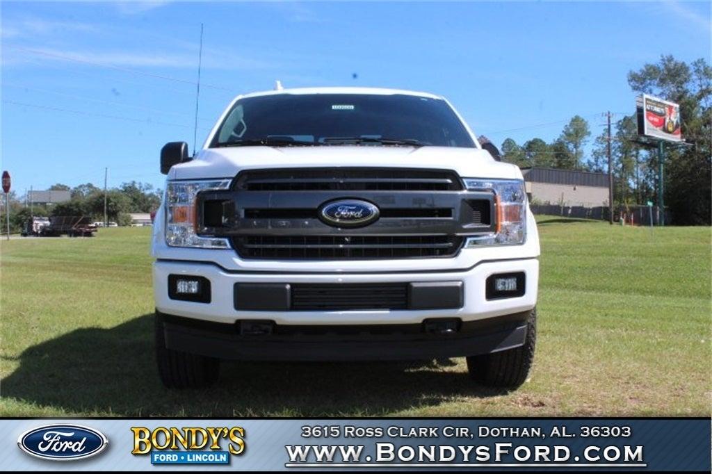 Ford F  Xlt In Dothan Al Bondys Ford