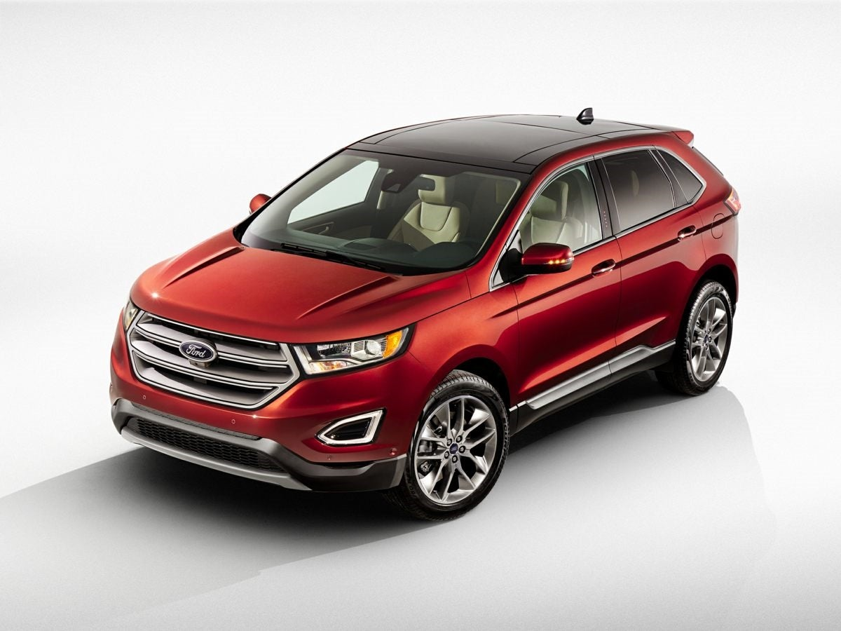 Ford Edge Titanium In Dothan Al Bondys Ford