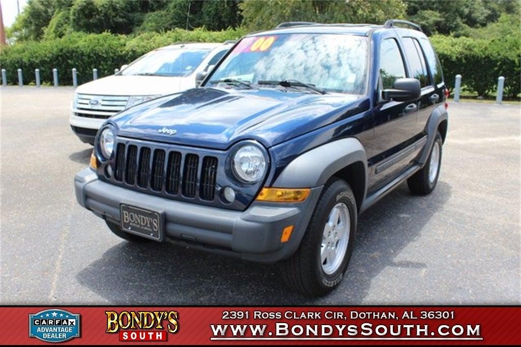 2007 Jeep Liberty Sport In Dothan, AL   Bondyu0027s Ford