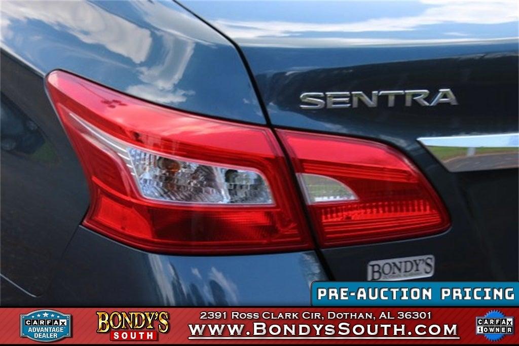 2016 Nissan Sentra SV In Dothan, AL   Bondyu0027s Ford
